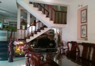 Biệt thự mini đường 14 khu Trần Não, phường Bình An. DT 9.5x15m, hầm, trệt, lầu, áp mái nhà đẹp