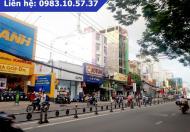 Bán nhà mặt tiền Huỳnh Tấn Phát đoạn sầm uất nhất gần KCX. DT 9.5mx27.5m, LH 0983105737.