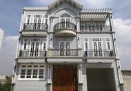 Nhà mới xây kiểu biệt thự mini 1 trệt 2 lầu + ST, Phạm Hữu Lầu