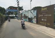 Bán nhà HXH 8m Nguyễn Văn Linh, ngay UBND phường Tân Thuận Tây, Q7