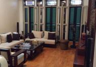 Nhà phố Kim Mã diện tích 45m2, 5 tầng, mặt tiền rộng 6m, khu trung tâm