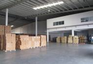 Cho thuê kho xưởng 650m2, có văn phòng, 25 tr/th, đường An Phú Đông