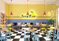 Cần sang nhượng lại quán cafe Juice Box tại số C129, dãy phố cổ Bãi Cháy