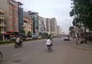 Cho thuê nhà mặt phố Nguyễn Xiển 50m2 x 4 tầng MT 4.5m, giá 40 triệu/tháng, Linh 0969166861