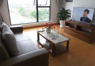 Cho thuê căn hộ CC Hà Thành Plaza 102 Thái Thịnh, 115m2, giá 11 triệu/th, đủ đồ