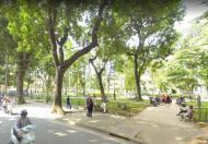 Chính chủ bán chân dài mặt phố Tăng Bạt Hổ, 152m, MT 11m, kinh doanh cực phát, 45.5 tỷ có thương lượng
