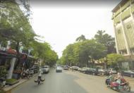 Bán nhà mặt phố Lý Thường Kiệt, quận Hoàn Kiếm, 39m2x 2T, MT 5.5m, giá thỏa thuận.