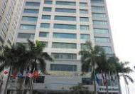 Văn phòng hạng A tòa nhà Handiresco 521 Kim Mã, Ba Đình, Hà Nội
