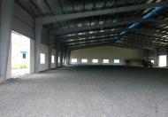 Cho thuê nhà xưởng 5100 m2 (2 xưởng), KV 10.000 m2 MT Tỉnh Lộ 830, Lương Bình, Bến Lức, Long An
