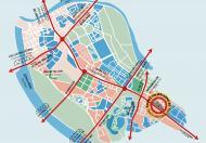 Bán gấp căn biệt thự song lập khu N06, Khu đô thị Đặng Xá. DT: 226m2. Giá 7.2 tỷ