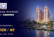 Bán căn hộ ven sông Dream Home Riverside, Q8. Chỉ 1.1 tỷ/căn