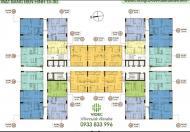 Bán gấp căn hộ Riverside Garden 349 Vũ Tông Phan, tầng 1506 DT 126m2, giá bán 26 tr/m2