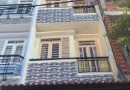 Nhà 2 lầu đúc, 4PN, sân thượng, 3,5x13,5m, 2,6 tỷ, Lê Văn Lương