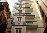 Bán nhà(xây theo phòng cho thuê khép kín)5,5TY 58m2(7T*11PN), Ngõ 68 Tân Triều, 0977497581