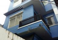 Bán gấp nhà 6.2x11m, 1 trệt 3 lầu, HXH 184 Nguyễn Văn Quỳ. P Phú Thuận, Q7
