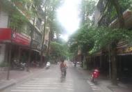 Bán nhà phố Nguyên Hồng, quận Đống Đa, 80m2x 7T thang máy, MT 6m, giá 24 tỷ.