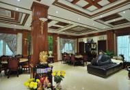 Bán siêu biệt thự trung tâm Q5 (đường Nguyễn Chí Thanh, phường 9, quận 5), hầm, trệt, 2 lầu