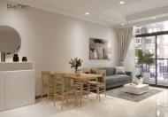 Cho thuê căn hộ 3 PN đầy đủ nội thất Vinhomes Central Park, tầng trung view sông, DT: 114m2