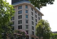Bán tòa nhà Hai Bà Trưng 80m 9 tầng thang máy mặt tiền 5m, Vị trí trung tâm Đắc Địa