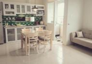 Cho thuê CC Becamex ngay khu Viet Sing Vsip 1, tầng 10, căn góc 2PN, full nội thất, giá 8tr/th