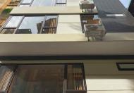 14.5 tỷ  nhà mặt phố Yên Lãng 55m2, 7 tầng, MT 6.5m, thang máy