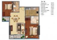 Bán gấp cắt lỗ sâu căn hộ hoa hậu Times City, 94.3m2, giá 3,2 tỷ, bao phí sang tên