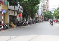 Cho thuê toà nhà 09 tầng mặt phố Trần Quốc Vượng, phường Dịch Vọng Hậu, quận Cầu Giấy