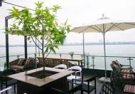 Bán Nhà Mặt Hồ Hoàng Cầu kinh doanh Cafe nhà hàng siêu lợi nhuận Giá 13,5 tỷ