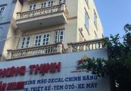 Bán nhà mặt phố Phó Đức Chính, Ba Đình. DT 130m x 5t, mt 6m. Giá 31 tỷ.