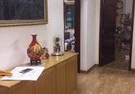 Cho thuê chung cư 17T1 KĐT Trung Hòa – Nhân Chính, mặt đường Hoàng Đạo Thúy, 120 m2