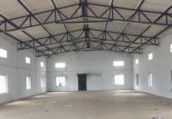 Cho thuê nhà xưởng mới xây tại Yên Mô Ninh Bình DT 4500m2