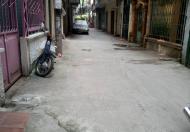 GV ĐH Bách Khoa bán nhà Tạ Quang Bửu, quận Hai Bà Trưng S53m2x4t.