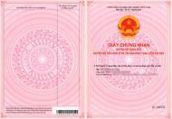 Bán thửa đất 48m2 sổ đỏ chính chủ tại khu Ngô Thì Nhậm, Hà Đông, vị trí đẹp.