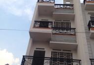Nhà cho thuê đường lê tấn bê nhà 3 lầu  dt 4x14 giá 12 tr lh 0902 713 036