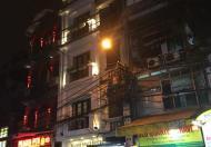 Mặt phố Mã Mây 98m2, 4 tầng, mt 4.5m, giá 40 tỷ, kinh doanh, khách Tây du lịch, khách sạn