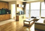 Cho thuê căn hộ chung cư Phú Gia số 3 Nguyễn Huy Tưởng 98m 2 ngủ đủ đồ đẹp, giá 12 tr/th