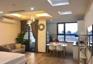 Cho thuê căn hộ chung cư Star City mặt đường Lê Văn Lương, 84m2, căn góc, đủ đồ, 15 tr/th