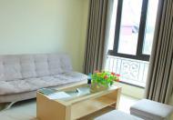 Cho thuê căn hộ dịch vụ Đội Cấn, Ba Đình, 75m2, 2PN, full đồ cao cấp. LH: 0965281894