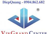 Bán nhà 2 mặt tiền đường Võ Văn Tần, Phường 6, Quận 3, DT: 4,1mx25m