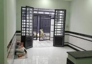 Nhà SHR, hẻm 4m thông ra Tô Ký, sau khách sạn Tây Sơn, 4m*18m