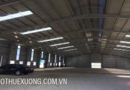 Chính chủ cho thuê gấp nhà xưởng tiêu chuẩn tại Bình Giang Hải Dương giá hợp lý