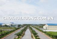 Chuyển nhượng gấp 15010m2 đất CN tại KCN Tam Điệp Ninh Bình