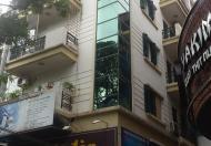 Bán nhà mặt phố Sơn Tây, 23m2, 4 tầng, giá 8.6 tỷ