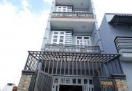 Bán nhà riêng hẻm rộng 5m xây dựng 1 trệt 2 lầu diện tích 4x14 giá 3.3 tỷ