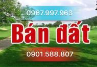 Bán đất TĐC Nam Cầu, Hải An, Hải Phòng , 63m, giá 30tr/m, 0901.588.807