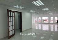 Văn phòng Cho thuê văn phòng 60m2, giá 7,5tr/th mặt phố Phan Huy Ích, Ba Đình, Hà Nội