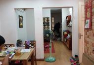 Bán nhà tập thể B4 Nghĩa Tân, DT 80m2 chia 1PK, 2PN, 2WC, 2 ban công cực đẹp và thông thoáng