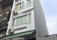 Bán nhà mặt phố Nam Ngư Hoàn Kiếm Hà Nội 44m2 xây mới 6 tầng mặt tiền 4.2m 18.5 tỷ