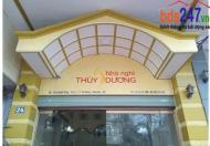 Sang nhượng nhà nghỉ Thùy Dương số 24 Lý Anh Tông, Vân Đồn, Quảng Ninh