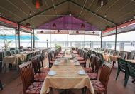 Cho thuê nhà hàng DT 2.000m2, khu ẩm thực Ngọc Lâm - Long Biên